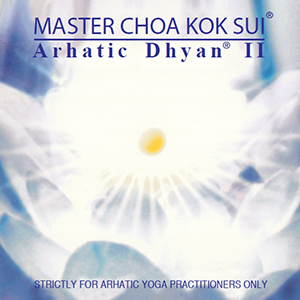 Arhatic Dhyan II® CD