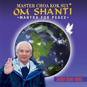 Om Shanti-Mantra for Peace CD