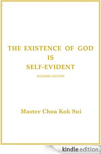 The Existence of God is Self–Evident®