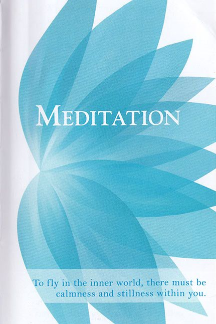 Meditation Quotes World Pranic Healing