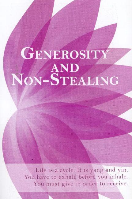 Generosity Quotes World Pranic Healing